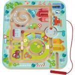 Joc magnetic Haba Labirintul din oras 2ani+