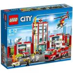 Remiza de Pompieri 60110 Lego City