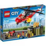 Unitate de Interventie de Pompieri 60108 Lego City