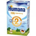 Lapte praf hipoalergenic Humana HA 2 500 g 6 luni+
