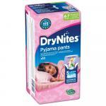 Scutece Huggies DryNites Conv 4-7 ani Girl 10 buc 17-30 kg