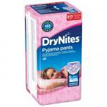 Scutece Huggies Drynites Conv 8-15 ani Girl 9 buc 27-57 kg
