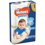 Scutece-chilotel Huggies Pants Jumbo Pack nr.3 Boy 6-11 kg 44 buc