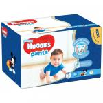 Scutece-chilotel Huggies Pants nr 3 Boy 6-11 kg 88 bucati