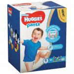 Scutece-chilotel Huggies Pants nr 6 Boy 16-22 kg 60 bucati