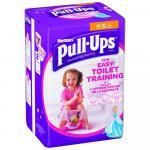 Scutece-chilotel Huggies Pull-Ups 4/S Girl 8-15 kg 16 buc