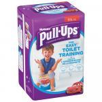 Scutece-chilotel Huggies Pull-Ups 6/L Boy 16-23 kg 12 buc
