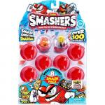 Set 8 Figurine in Mingiute Smashers
