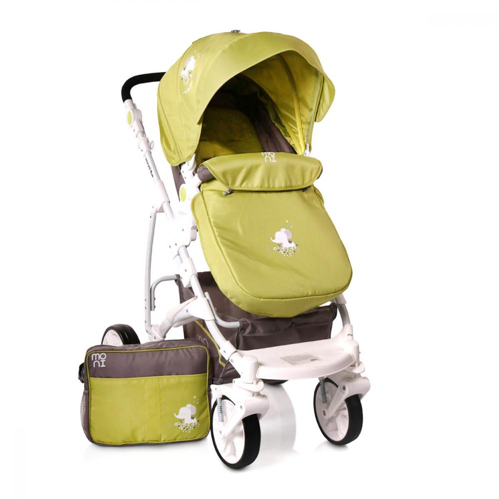 Carucior 2 In 1 Tala Green