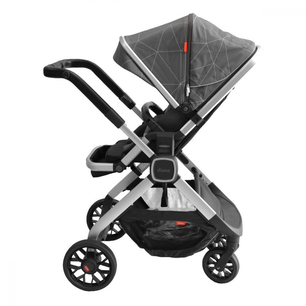 Carucior Quantum 2 Premium Grey Linear - 4
