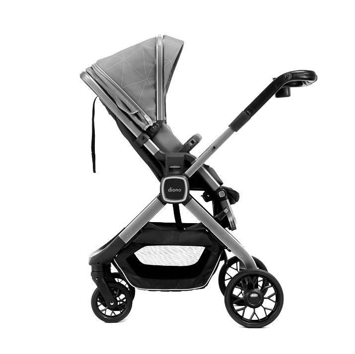 Carucior Quantum 2 Premium Grey Linear - 9