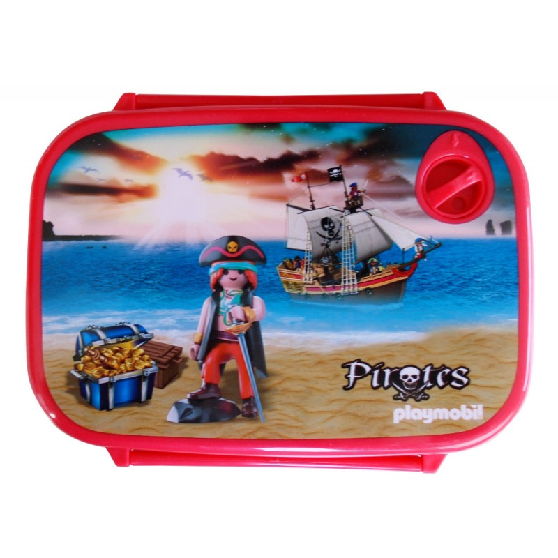 Cutie pentru pranz Pirati Playmobil