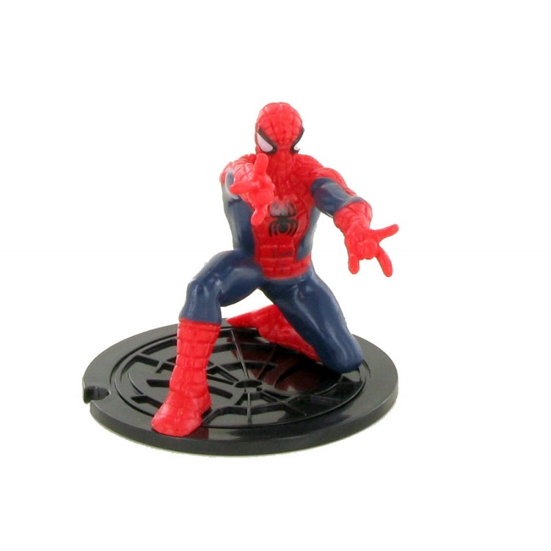 Figurina Spiderman bent down