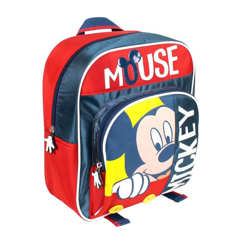 Ghiozdan tip rucsac gradinita Mickey Mouse