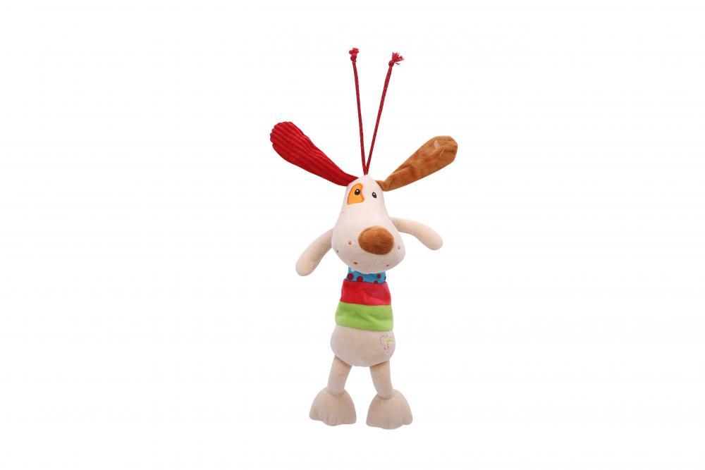 Jucarie muzicala din plus Dog 36 cm din categoria Carucioare Copii de la LORELLI