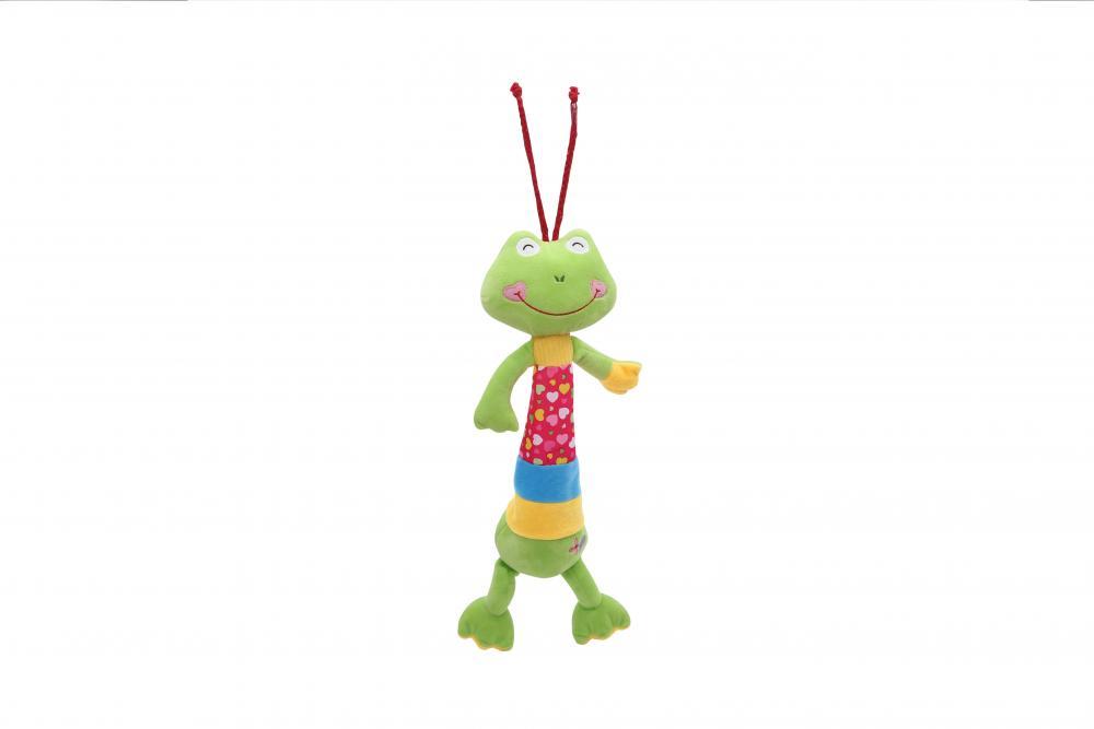 Jucarie muzicala din plus Frog 36 cm din categoria Carucioare Copii de la LORELLI
