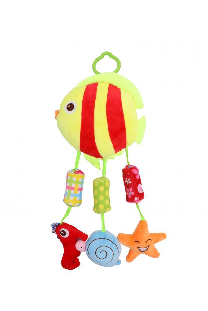 Jucarie zornaitoare din plus Campanula Fish 32 cm