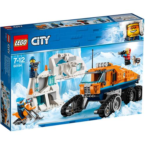 Camion Arctic de Cercetare Lego City