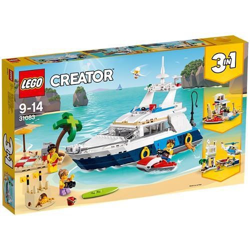 Aventuri in Croaziera Lego Creator