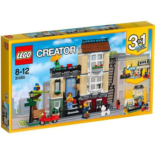 Casa de pe Strada Parcului Lego Creator
