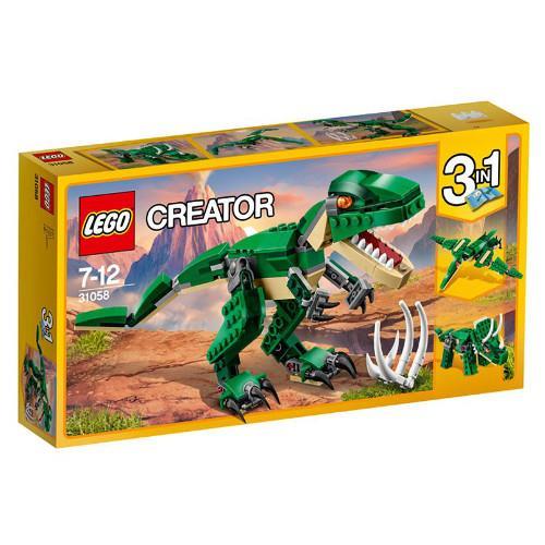Dinozauri Puternici 31058 Lego Creator