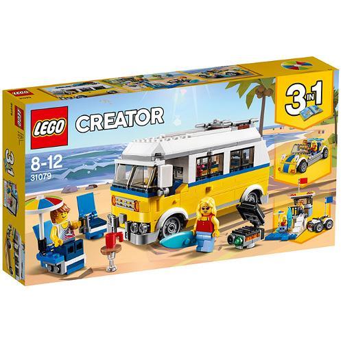 Rulota Surferului Lego Creator