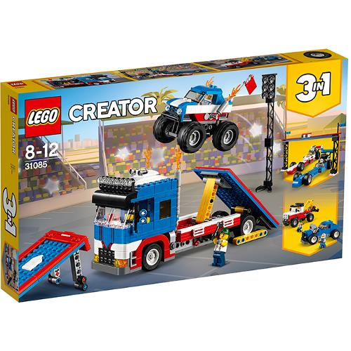 Showmobil de Cascadorii Lego Creator