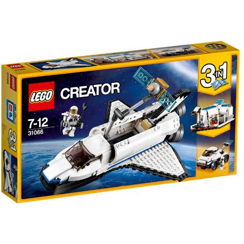 Space Shuttle Explorer Lego Creator