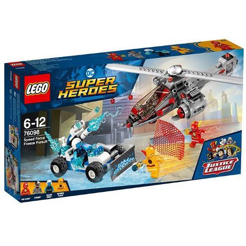 Speed Force Freeze Pursuit Lego Dc Comics Super Heroes