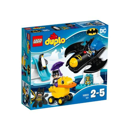 Aventura cu Batwing-ul 10823 Lego Duplo