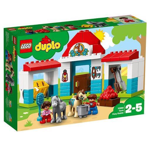 Grajdul Poneilor Lego Duplo