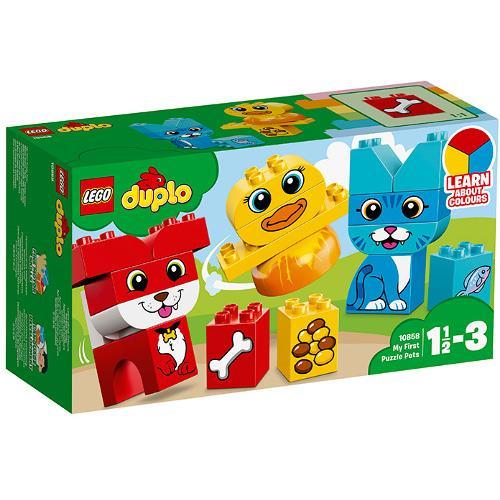 Primele mele animalute Lego Duplo