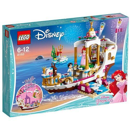 Ambarcatiunea Regala a lui Ariel Lego Disney