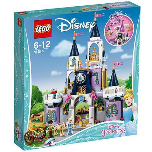 Castelul de Vis al Cenusaresei Lego Disney