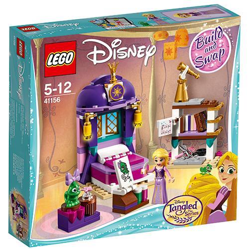 Dormitorul din Castel al lui Rapunzel Lego Disney