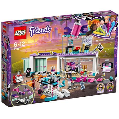 Atelier Creativ de Tuning Lego Friends
