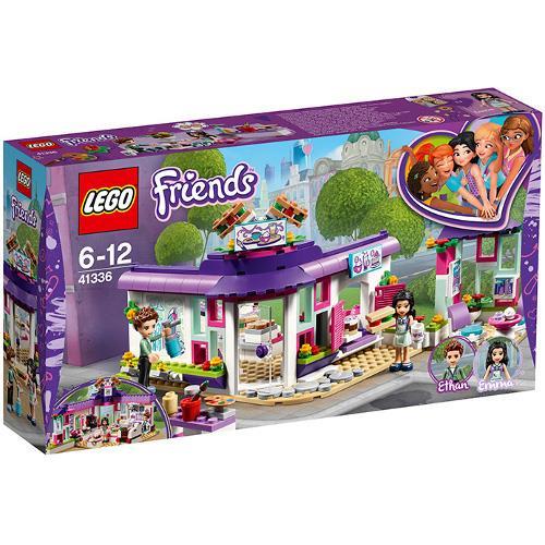 Cafeneaua de Arta a Emmei Lego Friends