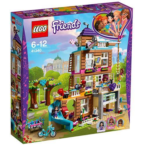 Casa prieteniei Lego Friends