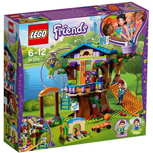 Casuta din copac a Miei Lego Friends
