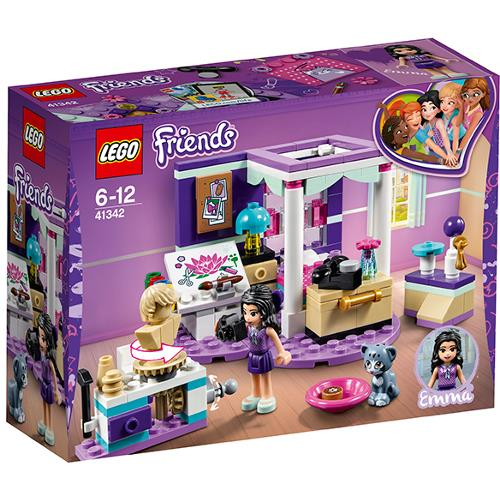 Dormitorul de Lux al Emmei Lego Friends