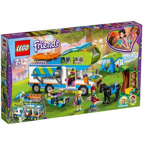 Furgoneta de camping a Miei Lego Friends