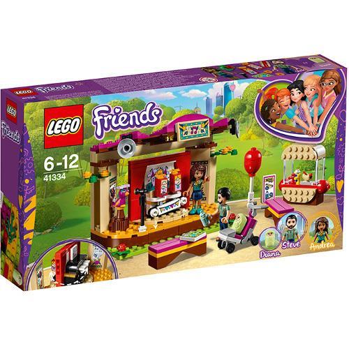 Spectacolul din parc al Andreei Lego Friends