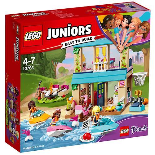 Casa lui Stephanie de Langa Lac Lego Juniors