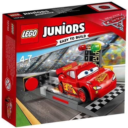 Lansatorul de viteza Fulger McQueen Lego Juniors