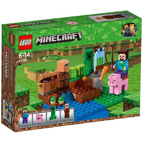 Ferma de Pepeni Lego Minecraft