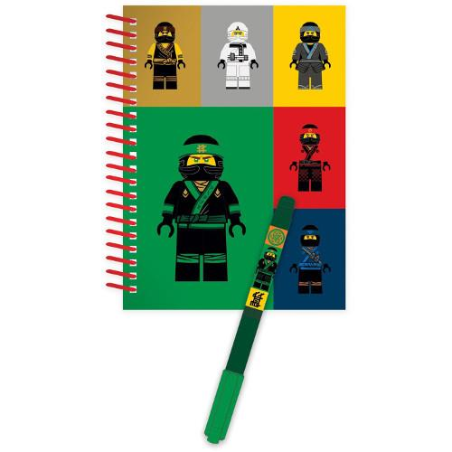 Mini Jurnal Lego Ninjago