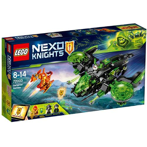 Bombardierul Berserkerului Lego Nexo Knights