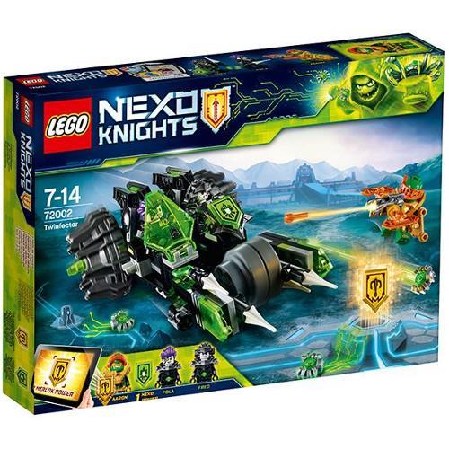 Twinfector Lego Nexo Knights