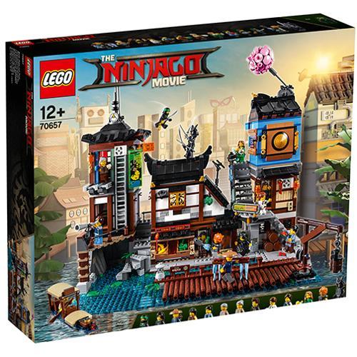 Docurile Orasului Lego Ninjago