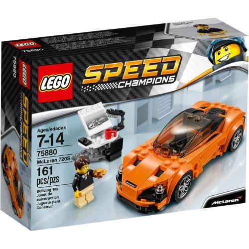 LEGO Speed Champions McLaren 720S Lego Speed Champions
